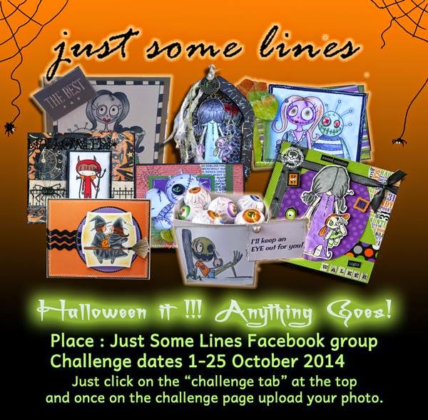 JSL Halloween It Challenge
