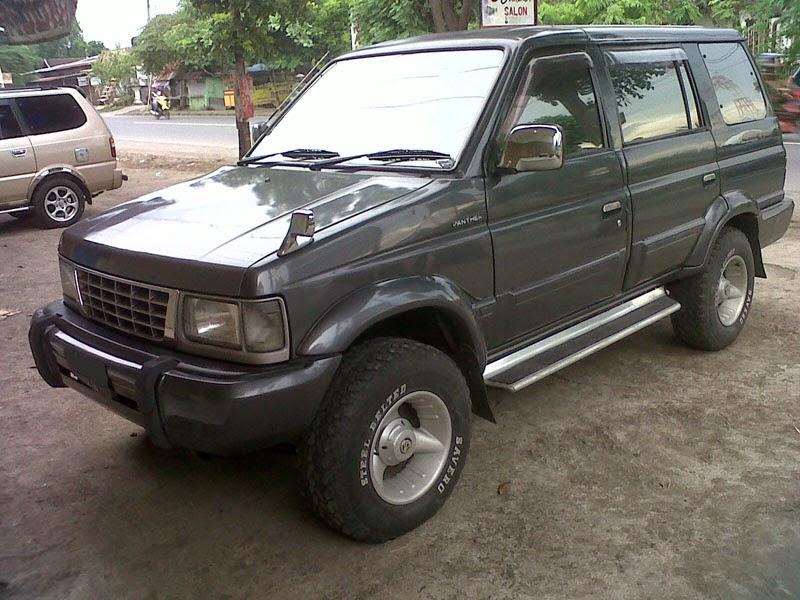 modifikasi mobil isuzu panther 1997