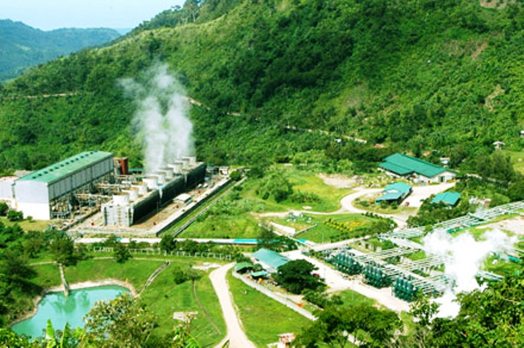 Geothermal Power Home Philippine Geothermal Power