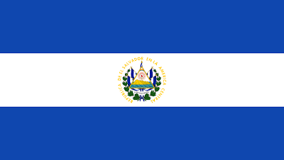 National Flag of El_Salvador