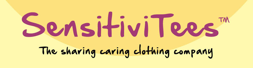 SensitiviTees-The Sharing Caring Clothing Company
