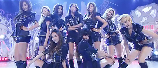 Girls' generation - The boys (Japanese version) | Live performance