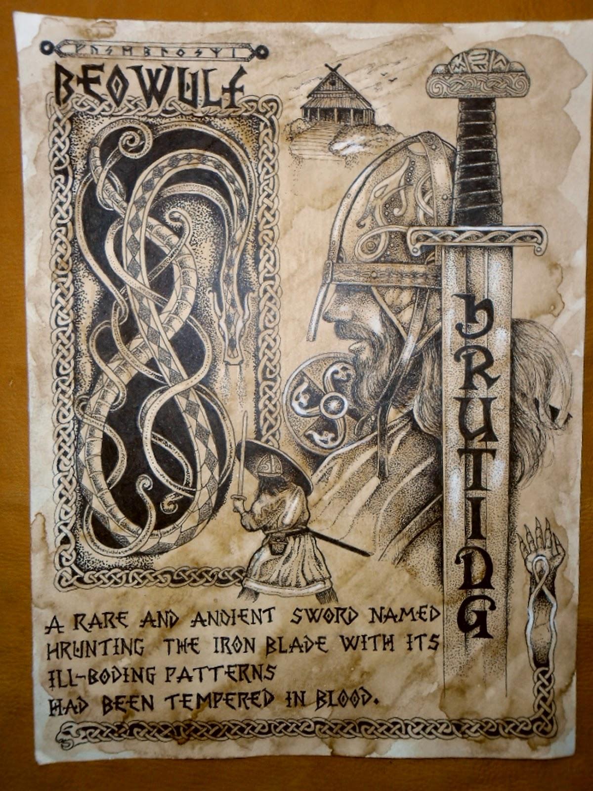 tolkiens beowulf essay