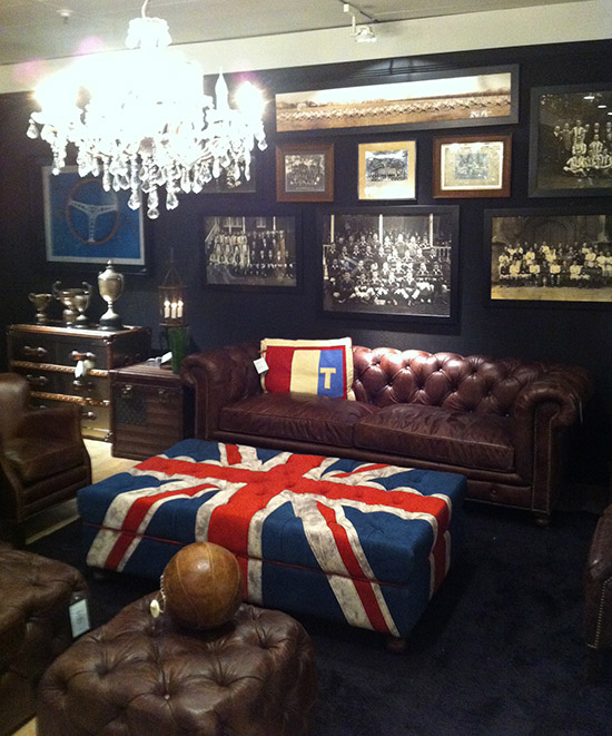 deco british decoraci n. Black Bedroom Furniture Sets. Home Design Ideas
