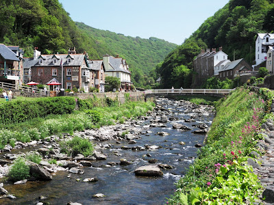 River Lyn at Lynmouth