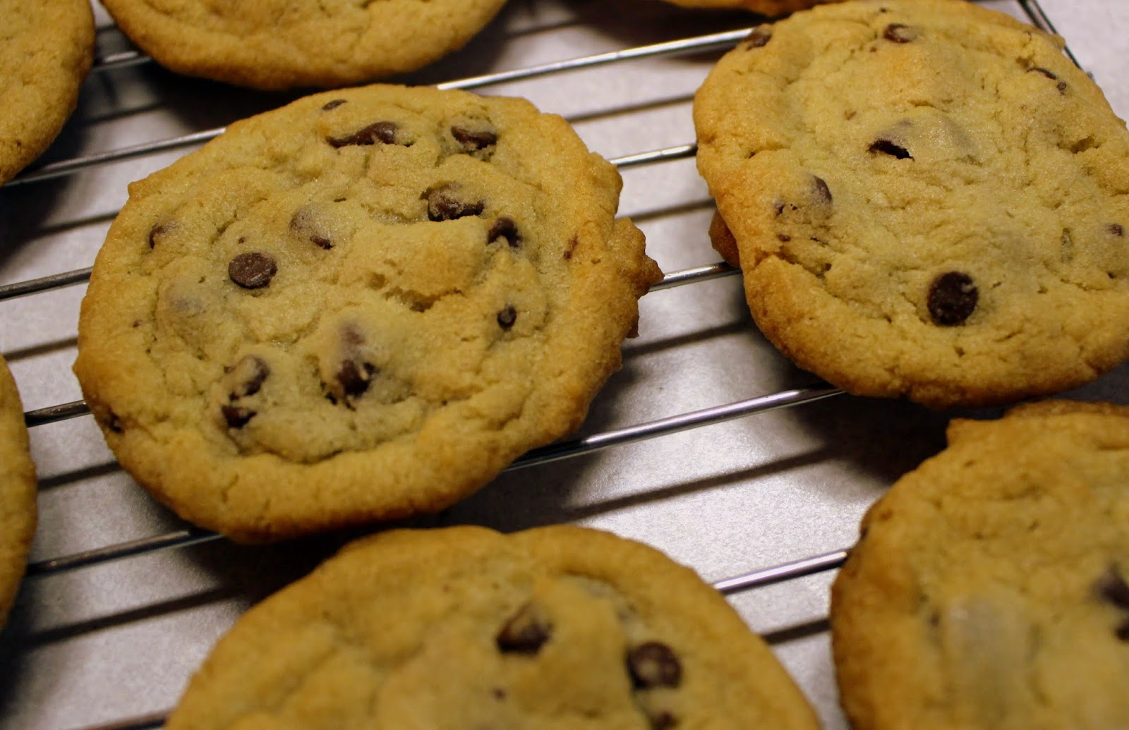 Chocolate Chip Cookies With Regular Crisco