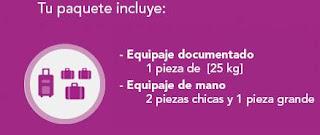 Paquete Volaris promociones y ofertas en vuelos en Mexico