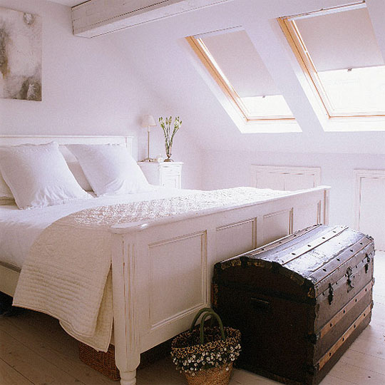 Home design attic bedroom designs attic bedroom designs for Eaves bedroom ideas