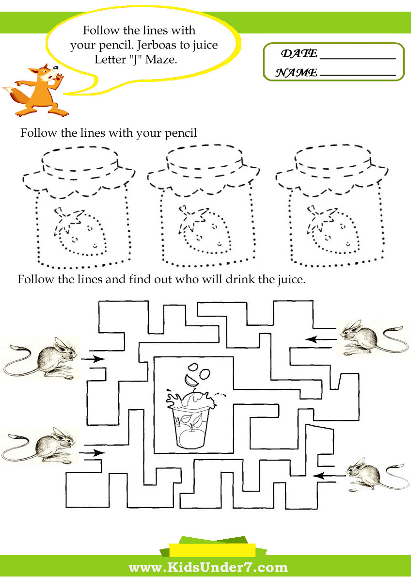 Letter Y Tracing Worksheets Preschool