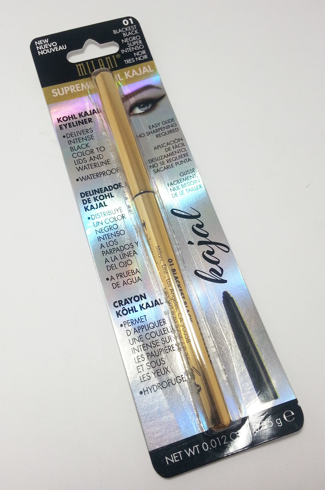Supreme Kohl Kajal Eyeliner | Kat Stays Polished