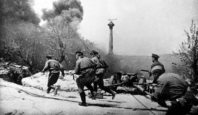бой за Севастополь