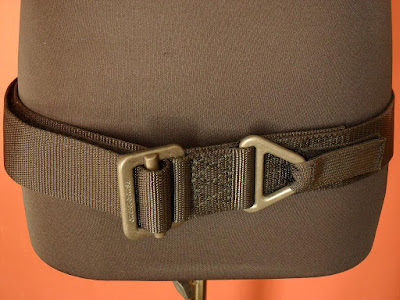 The BlackHawk CQB/Rigger's Belt is MIL-STD-858 certified and built with parachute grade buckles and adapters.