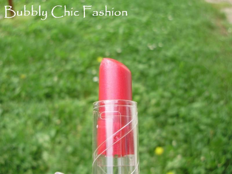 Very Me lipmania ruž lipstick Rock Star Pink 21261 Oriflame Bubbly