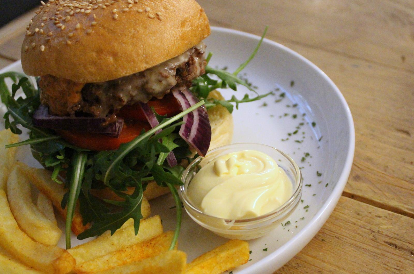 Hamburger im Ruhrgebiet