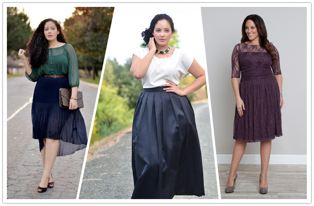 Pretty Plus Size Girls Where To Buy Beautiful Plus Size Dresses