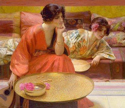 japonisme henry siddons mowbray idle hours