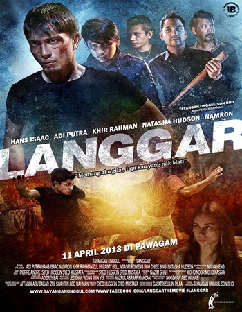 Filem Langgar 2013 Full Movie