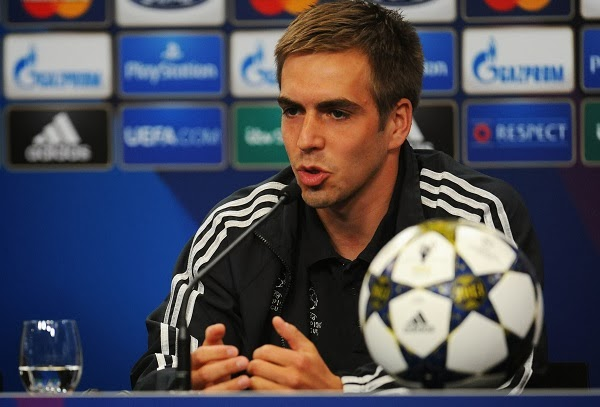 First coming out in the Bundesliga: Philipp Lahm admits publicly to have a single tattoo
