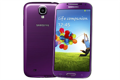 Purple Mirage Samsung Galaxy S4