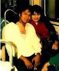 Kenangan Naik Trem di Paris Perancis, Sept 1986: Ikang Fawzi & Marissa Haque