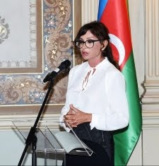International Multicultural Network congratulates Mehriban Aliyeva on appointment as First VP.