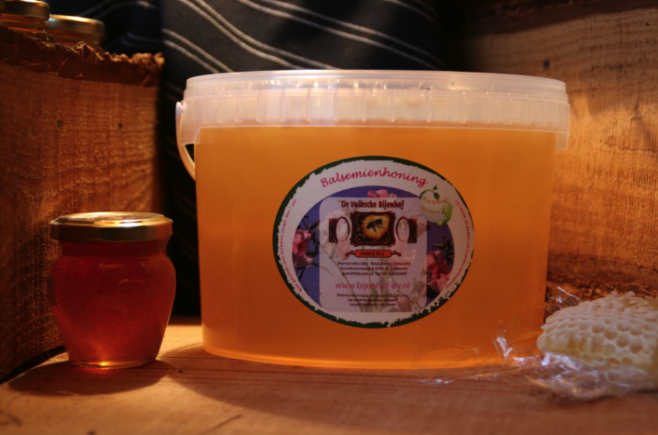 is honing gezonder dan suiker