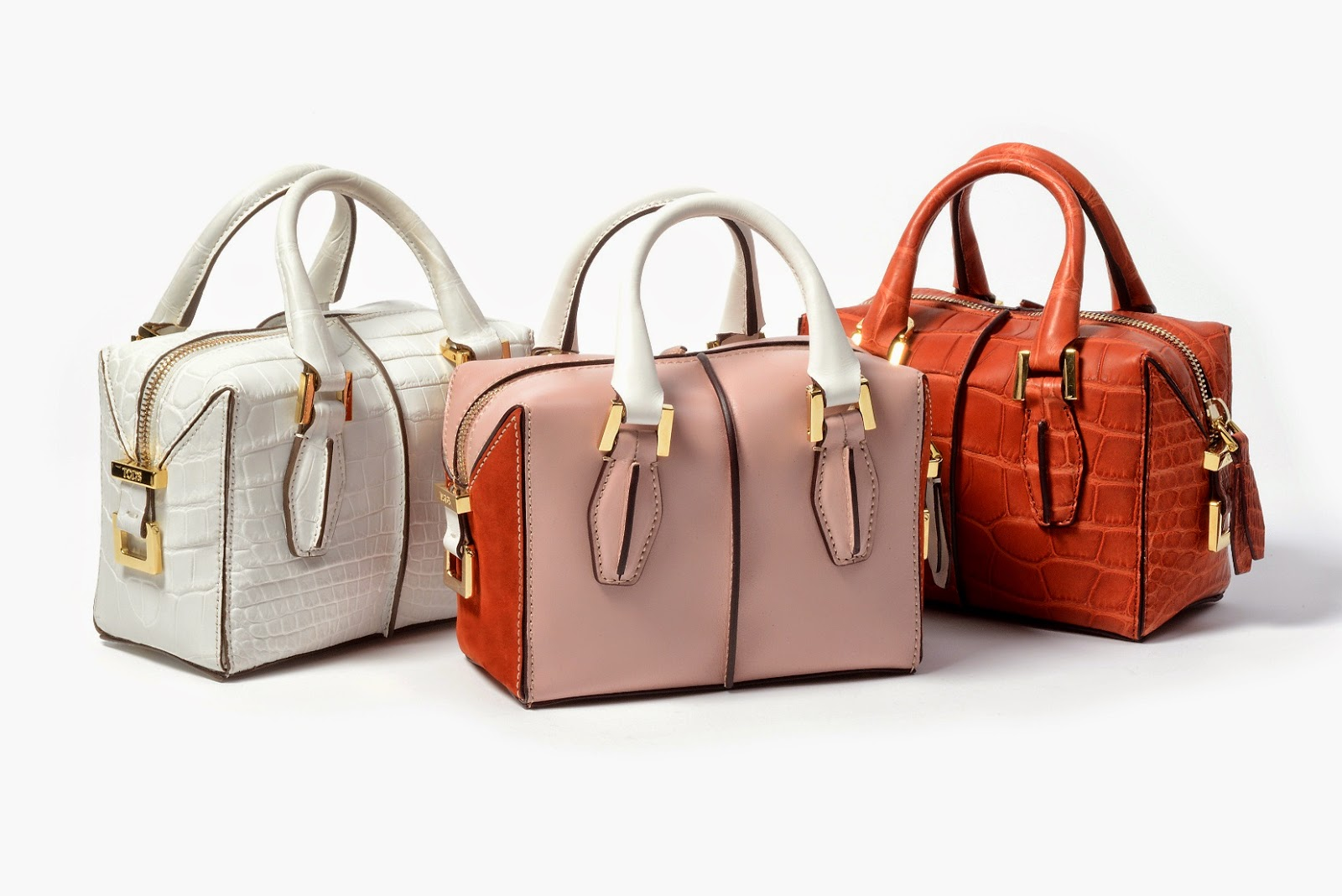 D-cube Tods bag collection recommendations to wear in spring in 2019