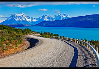 Torres del Paine National Park, Patagonia, Chil