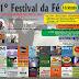 Agenda - Festival da Fé na Igreja do Relógio da Vinhosa