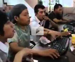[Video]10 Ciri-Ciri Bocah Warnet