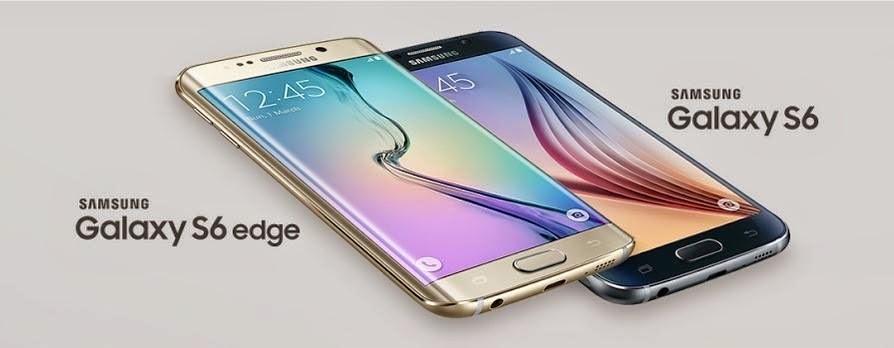 GalaxyS6 و GalaxySEdge