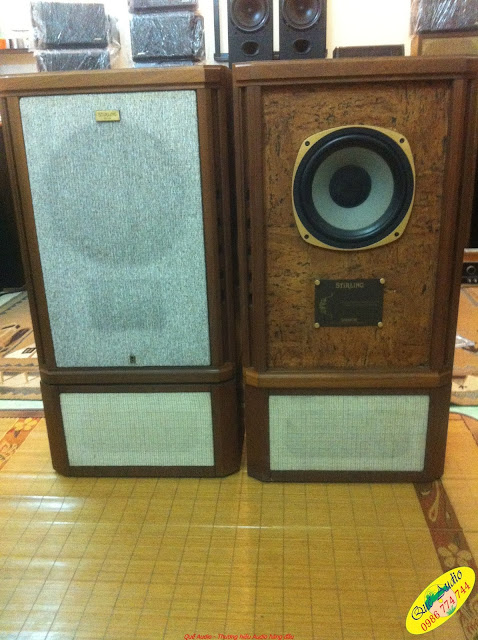 Loa Tannoy Stirling - Made in United Kingdom
