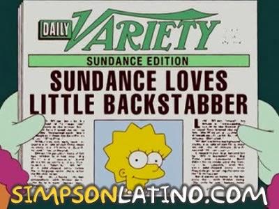 Los Simpson 19x18