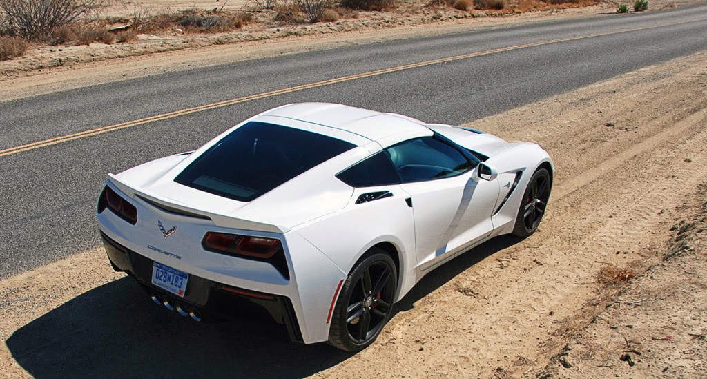 Corvette Stingray Performance Car of the Year Nomination