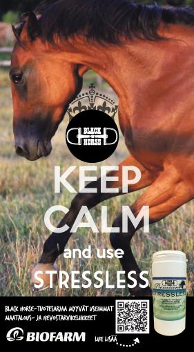 Black Horse Premium Stressless