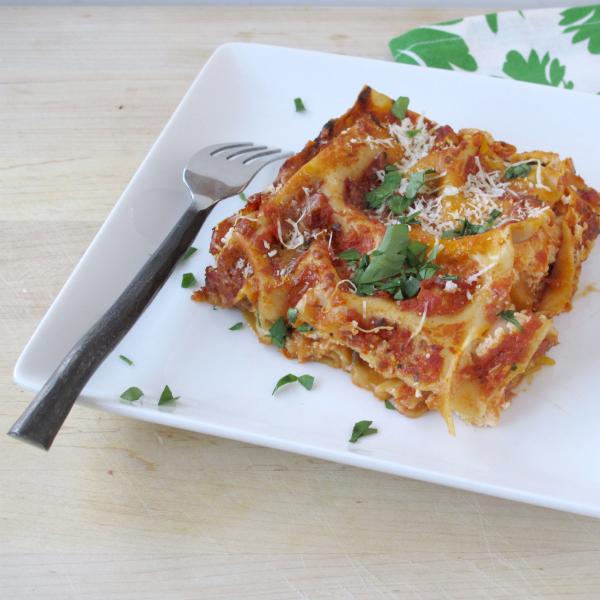 ... Chipotle en Adobo Butternut Squash Lasagna {#12 Weeks of Winter Squash