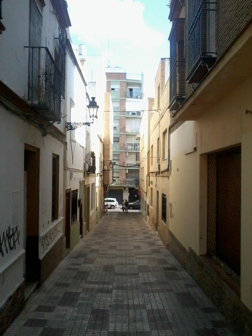 calle Canalejas y Mendez