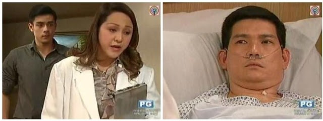 MELODY YAP playing Papa Chen Doctor in a TV PRIMETIME: MY BINONDO GIRL