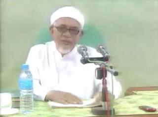 Kuliah agama Tuan Guru Haji Abdul Hadi Awang