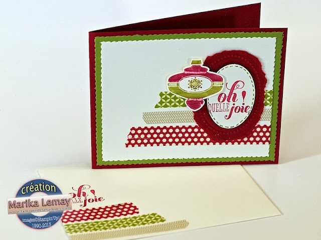 christmas collectibles Stampin' Up!