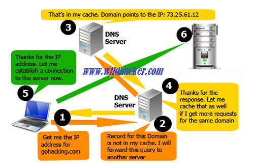 DNS hacking