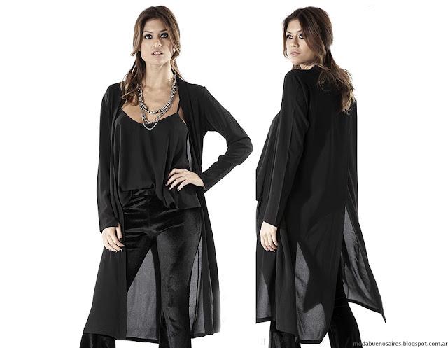 Tendencia otoño invierno 2016 moda mujer.