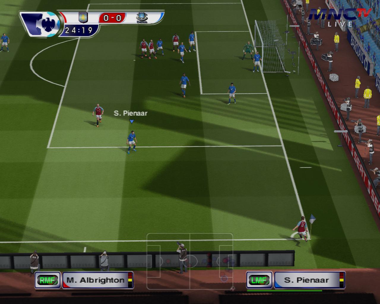 Stadium Aston Villa