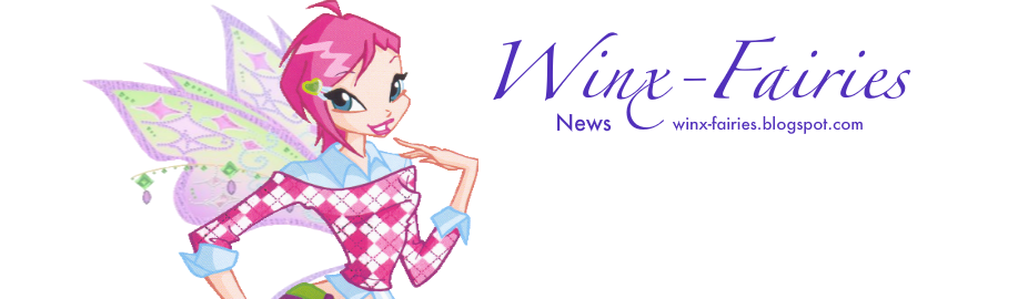 Winx-Fairies | News