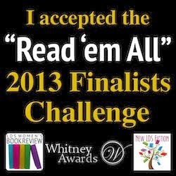 Whitney Awards -- Read 'Em All Challenge