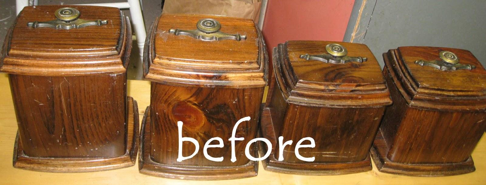 kammy s korner vintage revival shabby canister set vintage revival shabby canister set