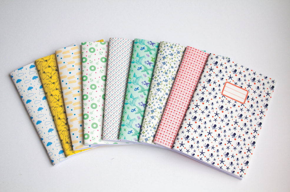 Pretty notebooks - Craftbnb