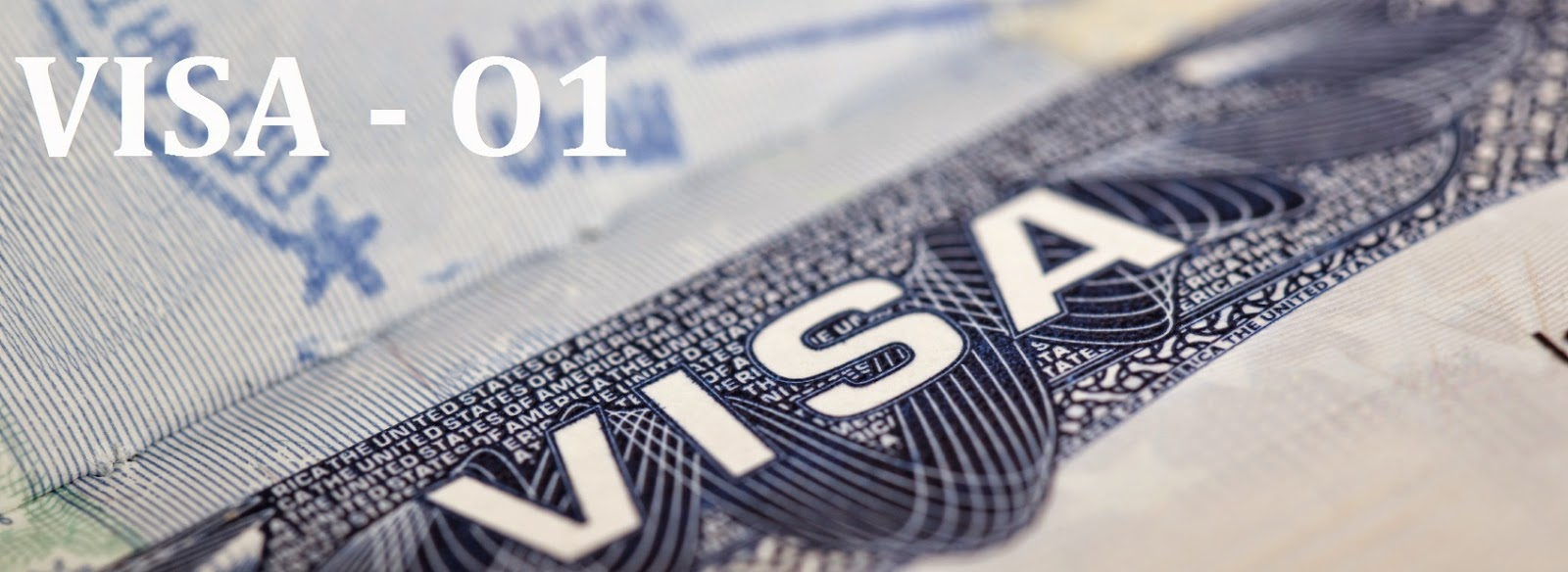 Visa - O1