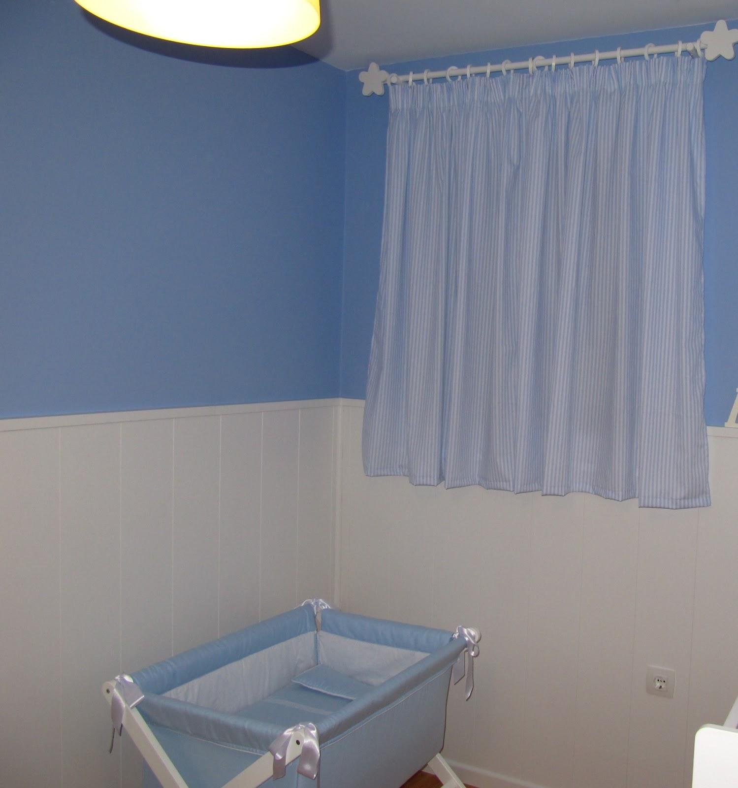 Erase una vez mi vida labores para mi peque las cortinas - Cortinas para la habitacion ...