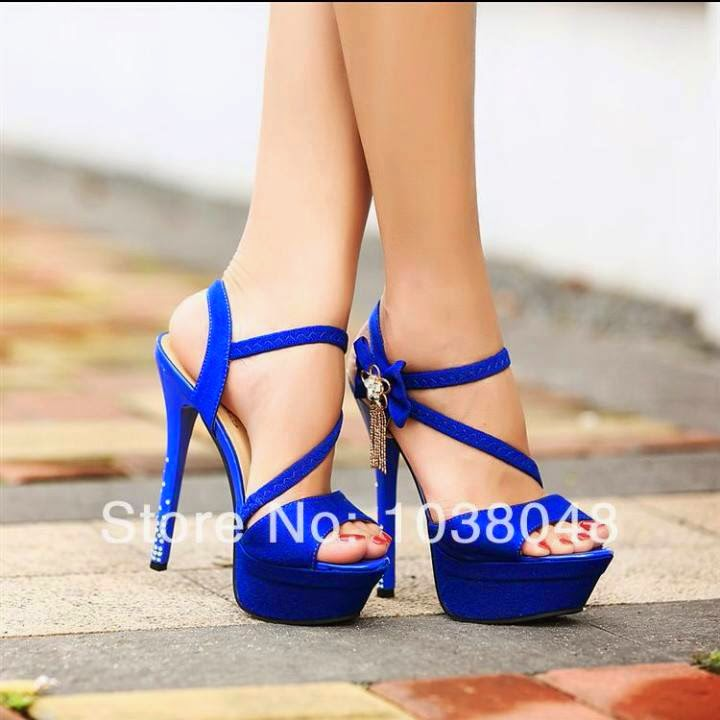 new designs of western high heels for girls from 201415